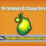 BG Performance Oil Change Servies